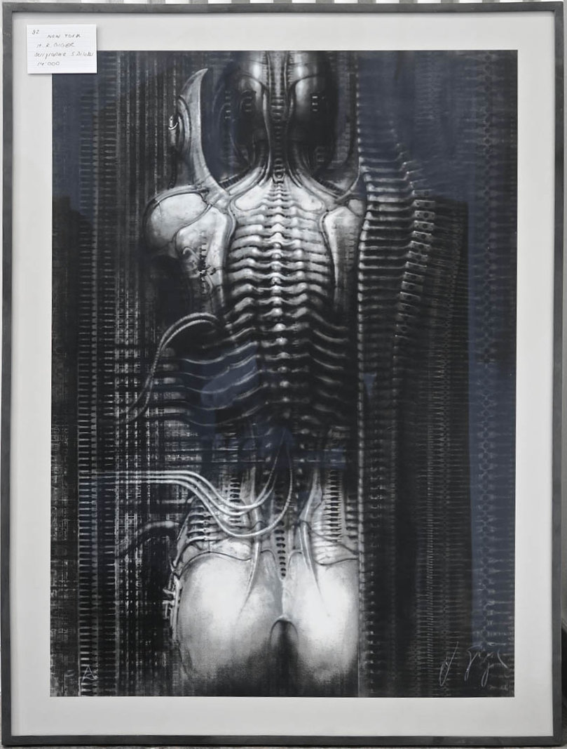 Giger Eroto Mechanics 1